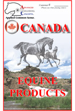 Canada Equine Catalog