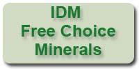 IDM Free Choice Minerals