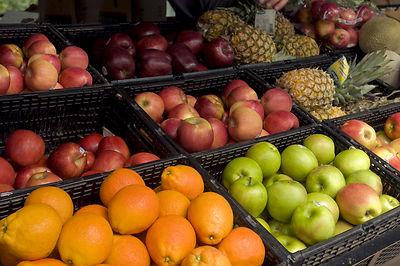 Choose Fresh Produce.