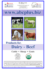 Dairy-Beef Catalog
