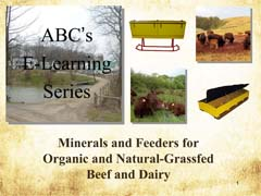 eLearning Series Book 2 - Feeders