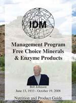 IDM Minerals Catalog