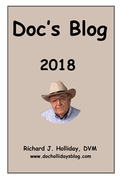 Doc's 2018 Blog Book